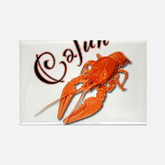 cajun_crawfish2.png Rectangle Magnet