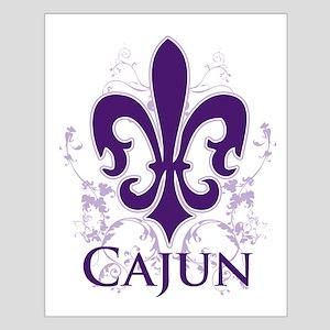 cajun Small Poster