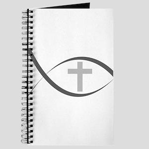 jesus fish_reverse Journal