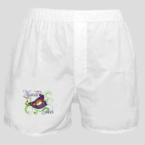 MardiGras Boxer Shorts