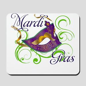 MardiGras Mousepad