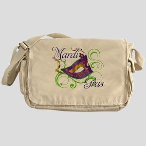MardiGras Messenger Bag