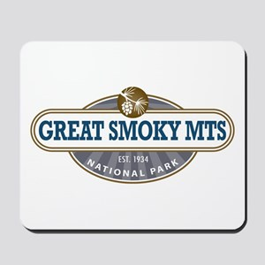 The Great Smoky Mountains National Park Mousepad