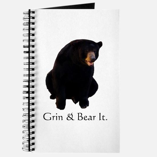 grin & bear it Journal