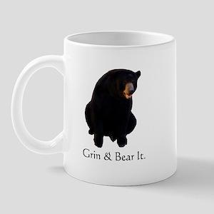 grin & bear it Mug