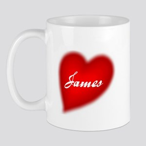 I love James products Mug
