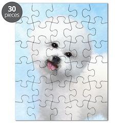 Bichon Frise Puzzle