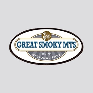The Great Smoky Mountains National Park Patches