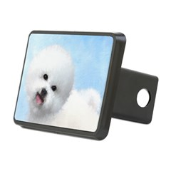 Bichon Frise Hitch Cover