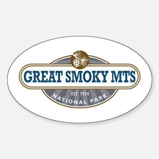 The Great Smoky Mountains National Park Decal