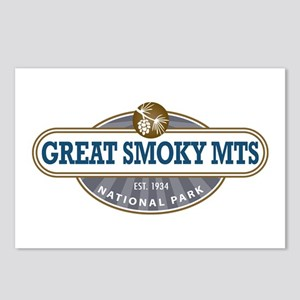 The Great Smoky Mountains National Park Postcards