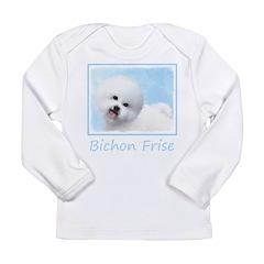 Bichon Frise Long Sleeve Infant T-Shirt