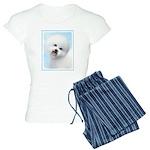 Bichon Frise Women's Light Pajamas
