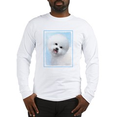 Bichon Frise Long Sleeve T-Shirt
