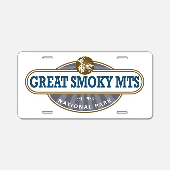 The Great Smoky Mountains National Park Aluminum L