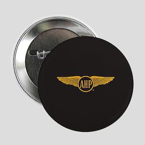 """Alpha Eta Rho Wings 2.25"""" Button"""