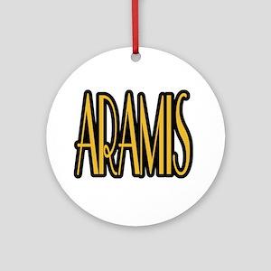 Aramis Ornament (Round)