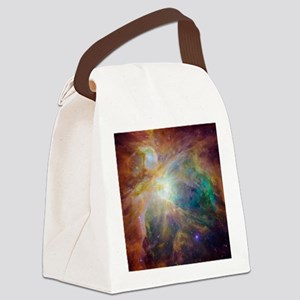 Space Canvas Lunch Bag