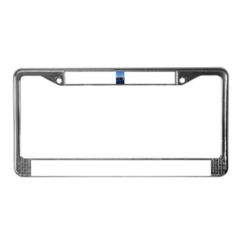 Nick's Gallery License Plate Frame