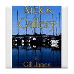 Nick's Gallery Tile Coaster