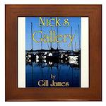 Nick's Gallery Framed Tile