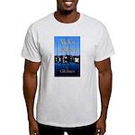 Nick's Gallery Ash Grey T-Shirt
