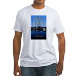 Nick's Gallery Fitted T-Shirt