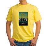 Nick's Gallery Yellow T-Shirt