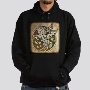 winged horse Sweatshirt