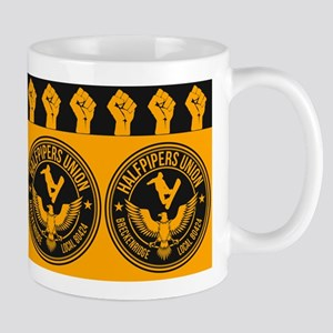 Breck Halfpipers Union Gold Mug
