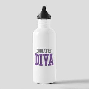 Podiatry DIVA Stainless Water Bottle 1.0L