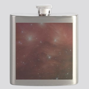 Space, Red Flask