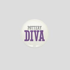 Pottery DIVA Mini Button