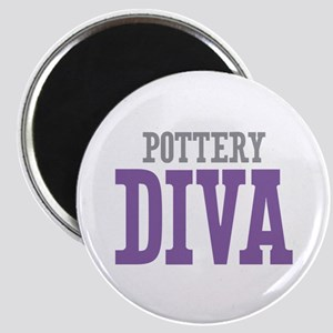 Pottery DIVA Magnet