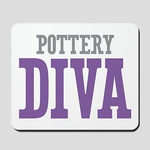Pottery DIVA Mousepad