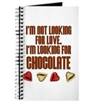 Looking for Chocolate Journal