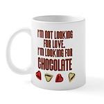 Looking for Chocolate Mug