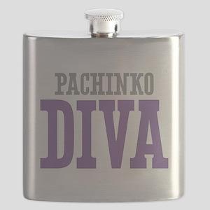 Pachinko DIVA Flask