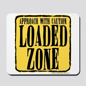 Loaded Zone Mousepad