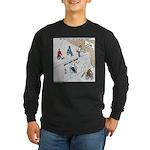 Wheeler Sportsplex Long Sleeve Dark T-Shirt