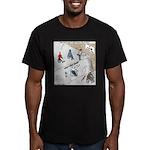 Wheeler Sportsplex Men's Fitted T-Shirt (dark)