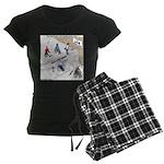 Wheeler Sportsplex Women's Dark Pajamas