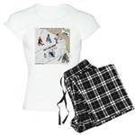 Wheeler Sportsplex Women's Light Pajamas