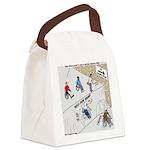 Wheeler Sportsplex Canvas Lunch Bag