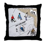 Wheeler Sportsplex Throw Pillow