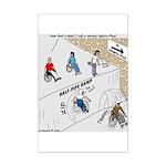 Wheeler Sportsplex Mini Poster Print