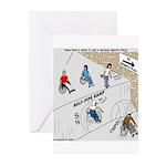 Wheeler Sportsplex Greeting Cards (Pk of 10)