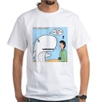 Whaling Wall White T-Shirt