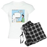 Whaling Wall Women's Light Pajamas