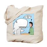 Whaling Wall Tote Bag
